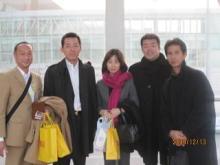 トモタロウBLOG-北京空港発