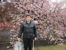 トモタロウBLOG-桜を見る会2